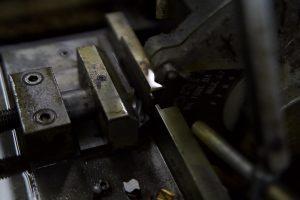 再研磨工具の切断